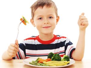 warzywa w szkole